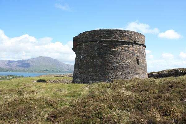 Martello Tower No. 3, Bere Island