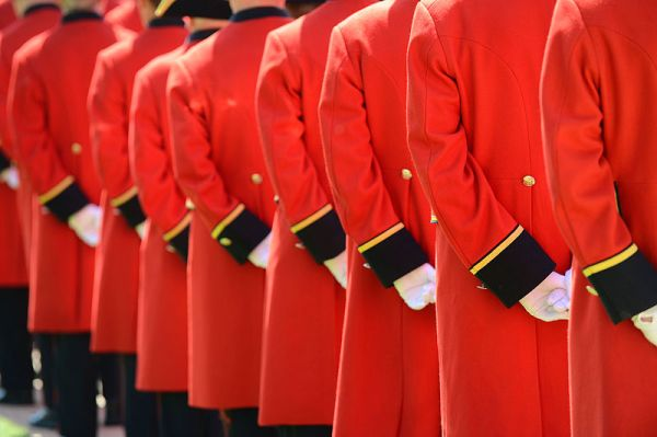 Chelsea Pensioners (Wikimedia Commons)